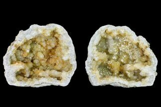 "Buy 5"" Keokuk Quartz Geode - Iowa - #144745"