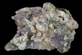 "2.4"" Purple, Sparkly Botryoidal Grape Agate - Indonesia For Sale, #146789"