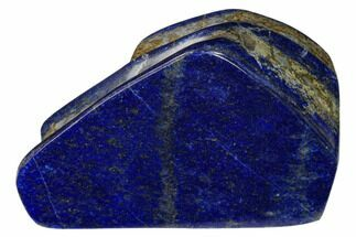 "Buy 4"" Polished Lapis Lazuli - Pakistan - #149461"