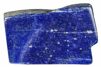 "Buy 5.8"" Polished Lapis Lazuli - Pakistan - #149476"