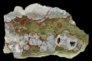 Rhyolite - Fossils For Sale - #149907