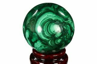 Malachite - Fossils For Sale - #150228