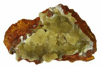"Buy 1.5"" Yellow-Green Austinite Crystal Formation - Durango, Mexico - #154714"