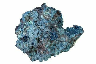Shattuckite, Chrysocolla & Ajoite - Fossils For Sale - #155859