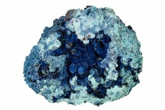 Shattuckite & Chrysocolla - Fossils For Sale - #155844