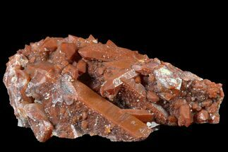 Quartz with Iron Oxide - Fossils For Sale - #161091