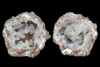 "1.2"" Keokuk ""Red Rind"" Geode - Iowa For Sale, #165749"