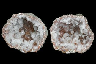 "1.4"" Keokuk ""Red Rind"" Geode - Iowa For Sale, #165752"