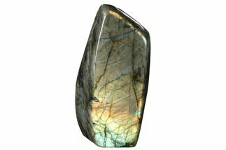 "Buy 6.35"" Flashy, Polished Labradorite Free Form - Madagascar - #167116"