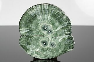 "Beautiful, 5.3"" Polished Seraphinite Section - Siberia For Sale, #175538"