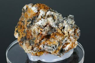 "Buy 2.2"" Native Silver and Cerussite Association - Bunker Hill Mine, Idaho - #175879"