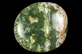 "Buy 2.5"" Unique Ocean Jasper Pebble - Madagascar - #176968"