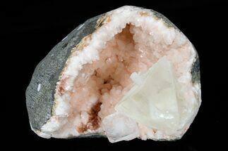 Calcite, Apophyllite & Heulandite - Fossils For Sale - #176832