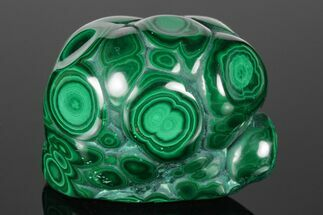 "Buy 2.5"" Beautiful, Polished Malachite Specimen - Congo - #176101"